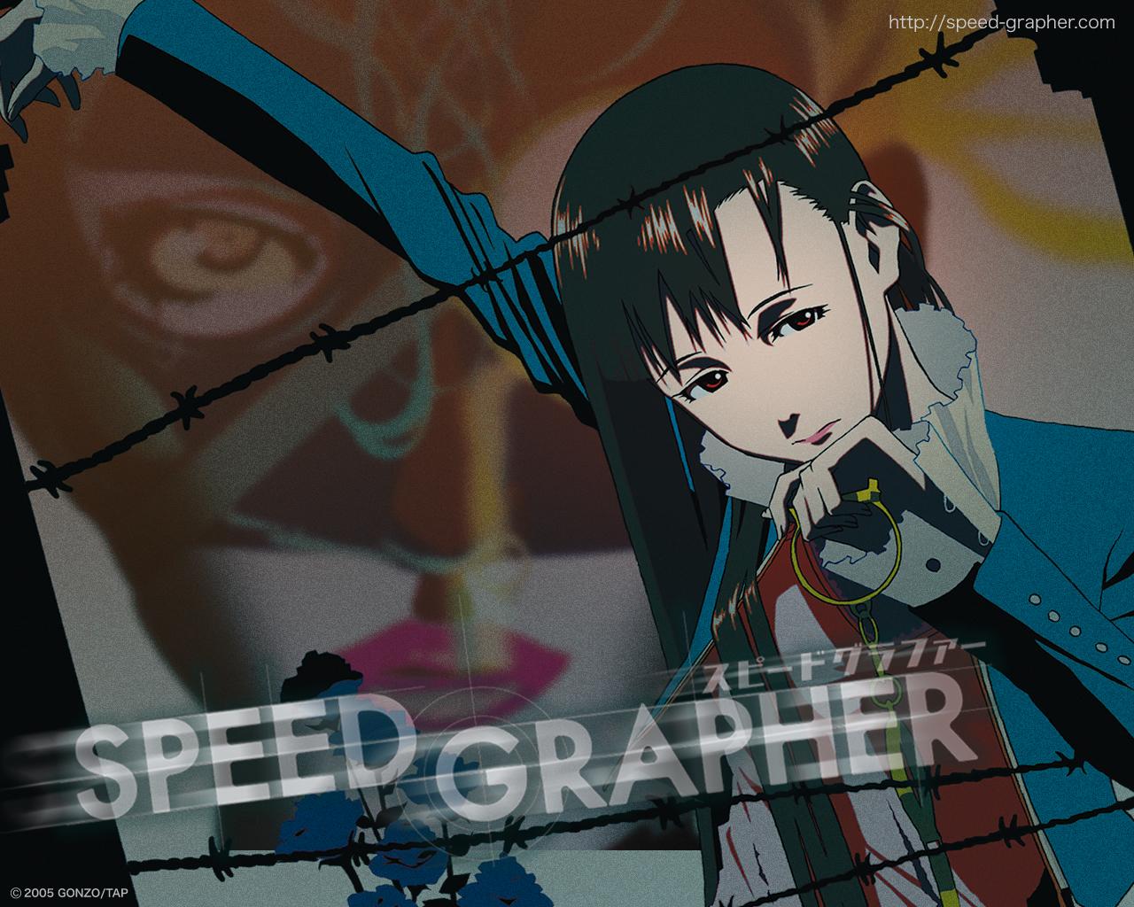 Speed Grapher ギャラリー